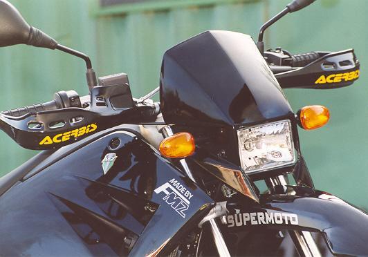Fmz design kit für enduro und super moto satz super moto
